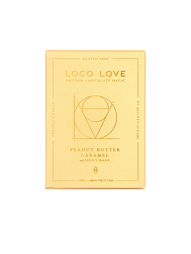 Loco Love Peanut Butter Caramel Two Pack