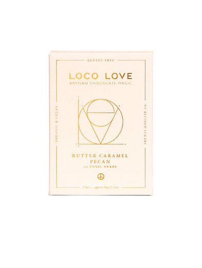 Loco Love Butter Caramel Pecan Two Pack