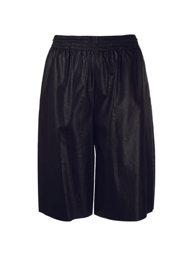 MM6 Black Shorts