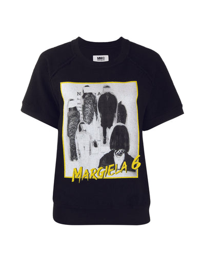 MM6 Runway Print T-Shirt