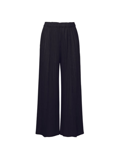 Pleats Please Black October Pants