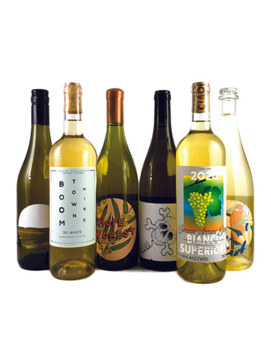 Premium Half Dozen Mixed Natural Wine Pack
