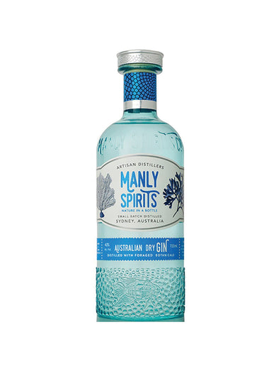 Manly Spirits Co Dry Gin
