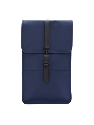 Rains Blue Backpack