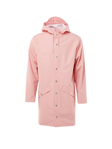 Rains Rose Long Jacket