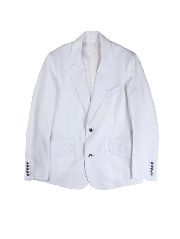 Sulvam White Darts Jacket