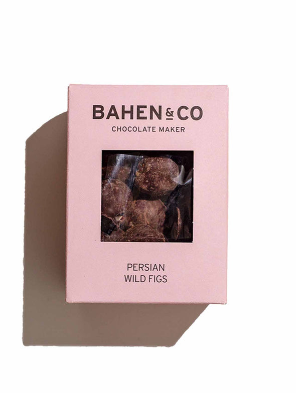 Bahen & Co Chocolate Covered Figs