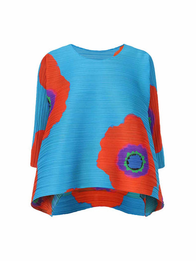 Pleats Please Issey Miyake Bloom Top