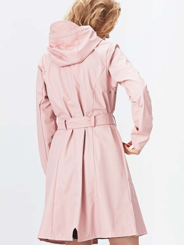 Rains Rose Curve Jacket