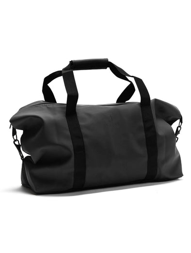Rains Black Weekend Bag