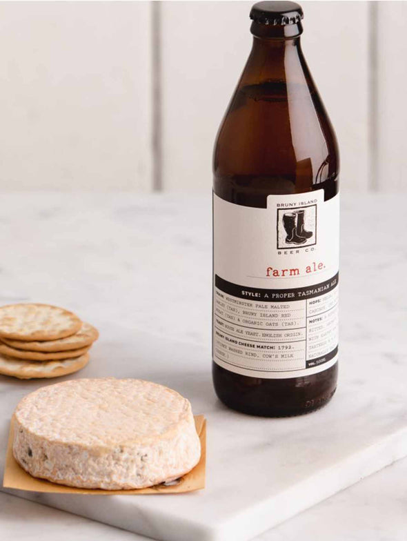Bruny Island Beer & Cheese Pack