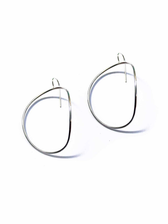 Large Arch Earrings – Momoko Hatano