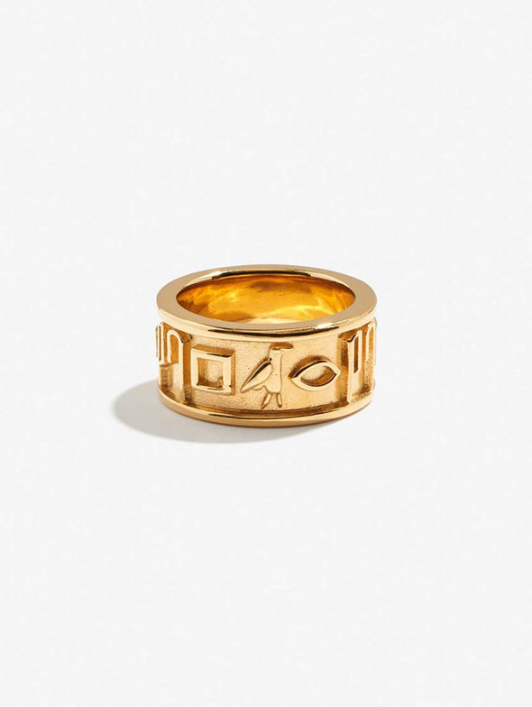 Lucy Folk Le Memphis Ring