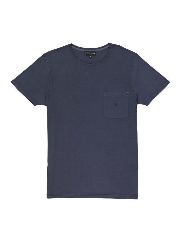 Commune de Paris Navy Vive Tshirt