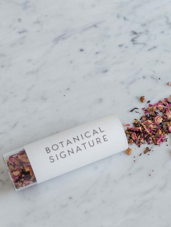 Botanical Signature Tea Collection