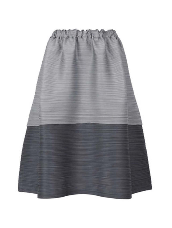 Pleats Please Issey Miyake Stone Gradation Skirt