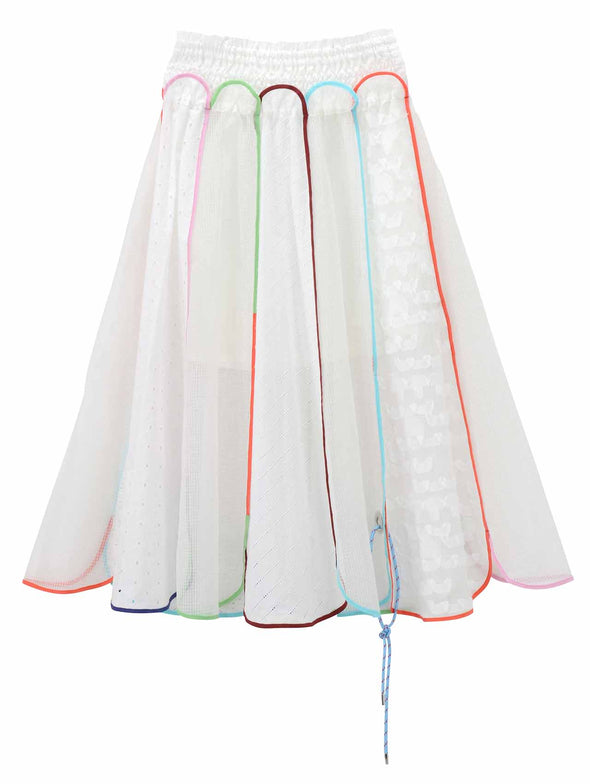 Tsumori Chisato Umbrella Docking Skirt