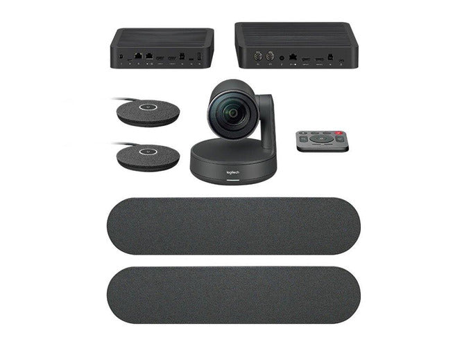 LOGITECH RALLY PLUS ULTRA HD CONFERENCE CAMERA KI