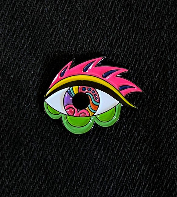 EYE SEE YOU PIN