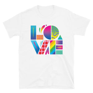 BLOCK OF LOVE Unisex T-Shirt