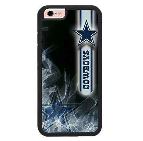 Cowboys Dallas hoesjes iPhone 6, iPhone 6S