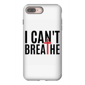 19 i can t breathe iphone 8 plus hoesjes