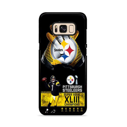 Pittsburgh Steelers NFL Samsung Galaxy S8 Plus hoesjes
