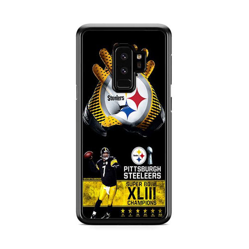 Pittsburgh Steelers NFL Samsung Galaxy S9 Plus hoesjes