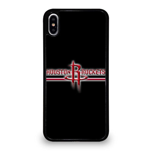 coque custodia cover fundas hoesjes iphone 11 pro max 5 6 7 8 plus x xs xr se2020 C21309 HOUSTON ROCKETS #1 iPhone XS Max Case