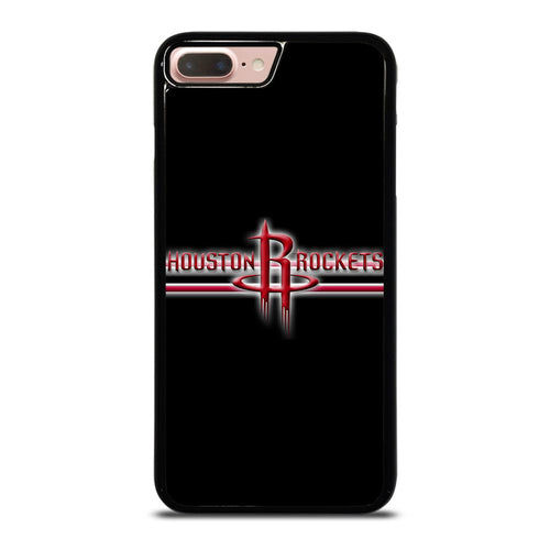 coque custodia cover fundas hoesjes iphone 11 pro max 5 6 7 8 plus x xs xr se2020 C21306 HOUSTON ROCKETS #1 iPhone 7 / 8 Plus Case