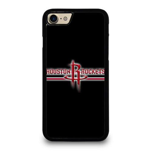 coque custodia cover fundas hoesjes iphone 11 pro max 5 6 7 8 plus x xs xr se2020 C21305 HOUSTON ROCKETS #1 iPhone 7 / 8 Case