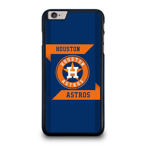 coque custodia cover fundas hoesjes iphone 11 pro max 5 6 7 8 plus x xs xr se2020 C21296 HOUSTON ASTROS MLB iPhone 6 / 6S Plus Case