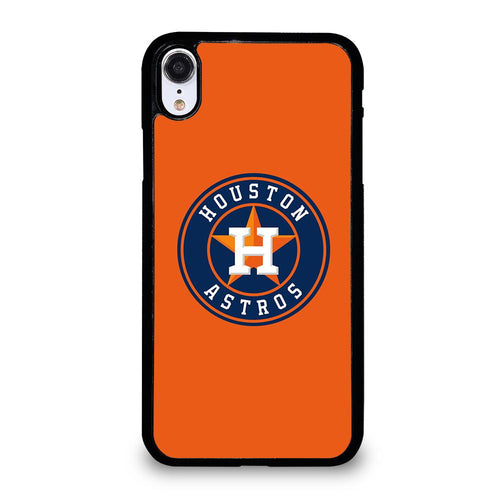 coque custodia cover fundas hoesjes iphone 11 pro max 5 6 7 8 plus x xs xr se2020 C21224 HOUSTON ASTROS MLB 4 iPhone XR Case