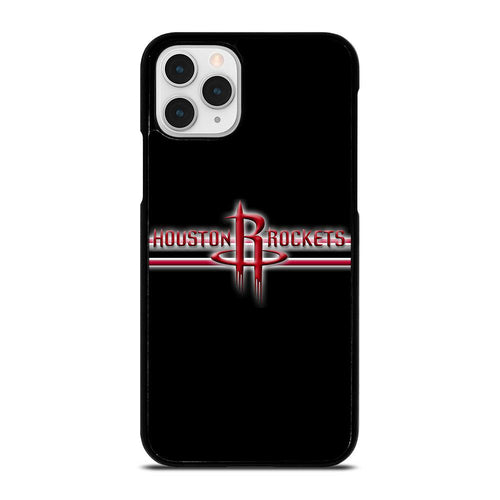 coque custodia cover fundas hoesjes iphone 11 pro max 5 6 7 8 plus x xs xr se2020 C21303 HOUSTON ROCKETS #1 iPhone 11 Pro Case