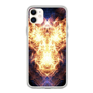 abstract anger iphone 11 hoesjes