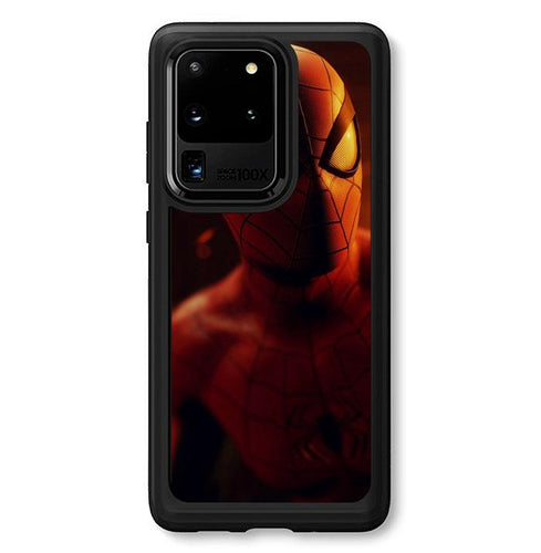 coque custodia cover fundas hoesjes j3 J5 J6 s20 s10 s9 s8 s7 s6 s5 plus edge B35540 Spiderman FF0164 Samsung Galaxy S20 Ultra Case