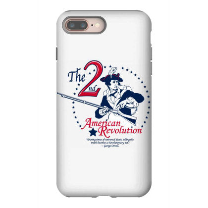 american revolution iphone 8 plus hoesjes