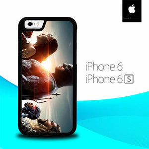 Justice League O0710 hoesjes iPhone 6, iPhone 6S
