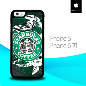 Amazing Starbuck Coffee O0716 hoesjes iPhone 6, iPhone 6S