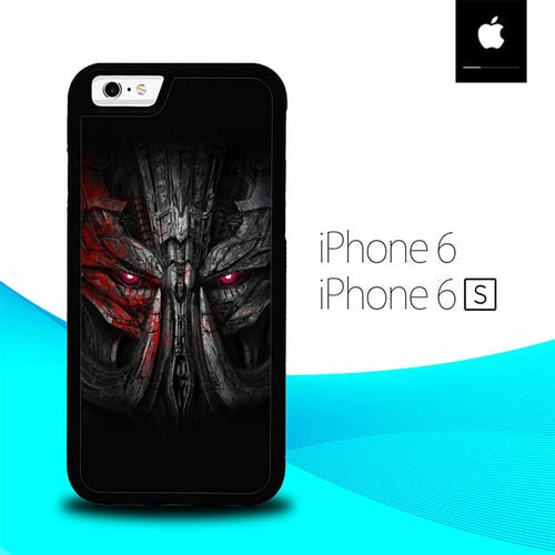 Transformers The Last Knight Widescreen O0743 hoesjes iPhone 6, iPhone 6S