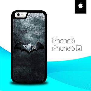 Batman Logo O0786 hoesjes iPhone 6, iPhone 6S
