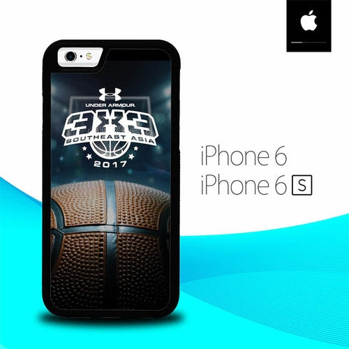 Under Armor 3X3 O0859 hoesjes iPhone 6, iPhone 6S