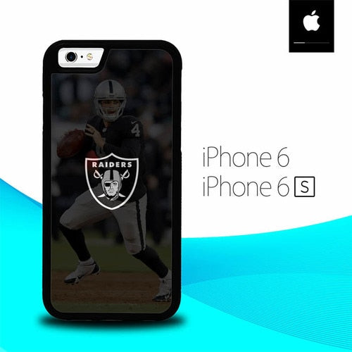 Raiders Oakland O0863 hoesjes iPhone 6, iPhone 6S