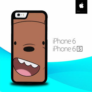 We Bare Bears O0971 hoesjes iPhone 6, iPhone 6S