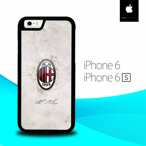 Name Ac Milan O1022 hoesjes iPhone 6, iPhone 6S