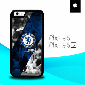 Chelsea Football Club O1033 hoesjes iPhone 6, iPhone 6S