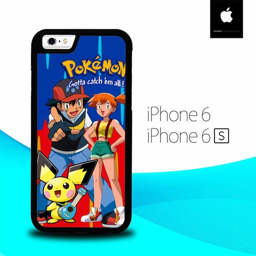 All Pokemon Considered Gotta O3108 hoesjes iPhone 6, iPhone 6S