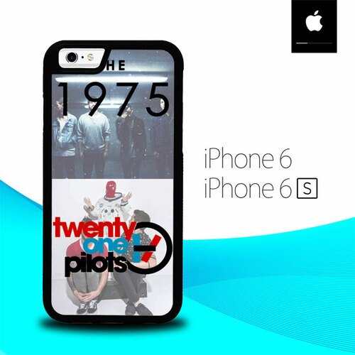 21pilots and the O3111 hoesjes iPhone 6, iPhone 6S