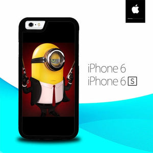 Dispicable Me O3196 hoesjes iPhone 6, iPhone 6S