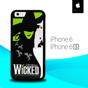 Wicked Musicals O3329 hoesjes iPhone 6, iPhone 6S